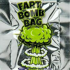 Fart Bomb Bags Smelly Stink Bombs Joke Shop Rotten Eggs Party Bag Stag Birthday