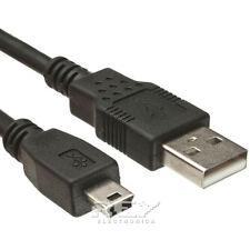 Cable MINI USB a USB para Carga Universal 12 cm v110