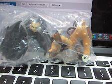 BANDAI - DRAGON BALL Z - Raditz - TYPE E - Mini Toy Figure -
