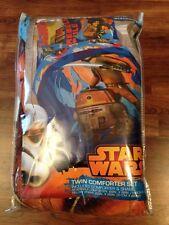 New Star Wars Twin Comforter Set - Rebels Rule Comforter & Sham