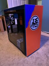 "NZXT H710i Case ""Custom Painted DBZ"""