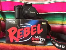Canon EOS Rebel T3i / EOS 600D 18.0MP Digital SLR Camera w/35-80MM Lens