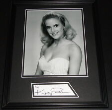Kelly Preston Signed Framed 11x14 Photo Display B
