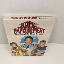 Home Improvement The Complete Third Season DVD 3-Disc Set New Sealed