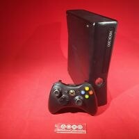Microsoft Xbox 360 S + 320GB HDD + Genuine Wireless Controller *BRCollectables*