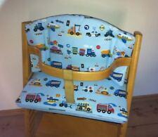 Sitzverkleinerer Sitzkissen abwaschbar für Stokke Tripp Trapp Hochstuhl NEU