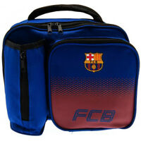 Official Barcelona Football Club Team Fade Lunch Bag Lunch Box School