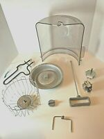 Sunbeam 4780/ Oster 4781 Carousel Rotisserie Replacement Parts, Clean ER-100