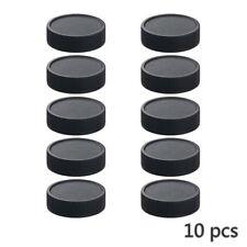10Pcs 42mm Plastic Rear Cap Cover For M42 42mm Lens Black