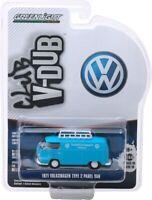 Greenlight Volkswagen Club V-Dub Series 10 1971 Type 2 Panel Van 1/64 SC 29980-A
