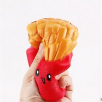 Stress Reliever Toys Pommes Frites Squishy Creme Duft Squeeze Super UIE