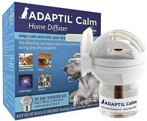 Adaptil 30 Day Starter Kit Calm Home Diffuser for Dogs - 48ml