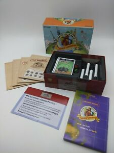 Where in the World is Carmen Sandiego?  Card Game complete in box