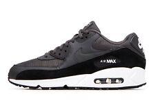 Nike Mens AIR MAX 90 ESSENTIAL Anthracite / White / Black Trainers - uk 6 eu 40