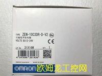 new for Omron PLC CPU Unit ZEN-10C3DR-D-V2