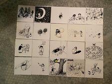DRAN Dessin Du Jour- Full Set Of 20 Prints - Signed & Numbered - Not Banksy
