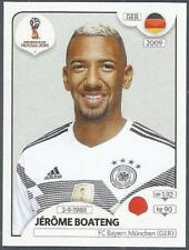 PANINI FIFA WORLD CUP-2018 RUSSIA- #437-GERMANY-JEROME BOATENG