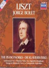 Liszt: The Piano Works. DECCA 1983 RELEASE MUSIC CD