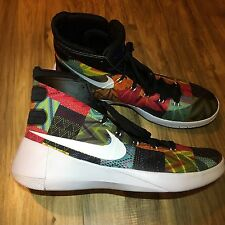 Nike Hyperdunk 2015 BHM Black History Month Player Exclusive SZ 16.5 749561-910
