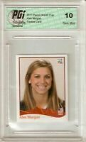 Alex Morgan 2011 Panini German Issue World Cup Rookie Card PGI 10