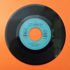 If You Leave Me Now - Chicago Vinyl single 45rpm 1976 Philippines release