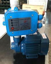 ELETTROPOMPA MOTORE PEDROLLO HP 0,5 CON PRESSCONTROL 1,5