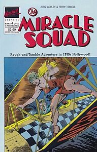 THE MIRACLE SQUAD #4 1987 JOHN WOOLEY TERRY TIDWELL GARY DUMM 1930s HOLLYWOOD