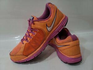 Nike Lunar Forever 3 Women's Orange/Pink Running Shoes Size 10.5 (631426-800)8UK