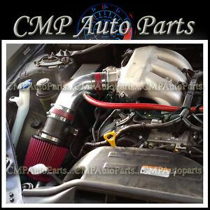 RED fit 2010-2011 HYUNDAI GENESIS COUPE 3.8L V6 AIR INTAKE INDUCTION KIT