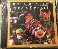 John Denver & The Muppets: A Christmas Together (1979) 1998 13 Track CD Release