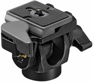 GENUINE Made in ITALY, Manfrotto 234 RC tilt quick release head w/ plate NEW