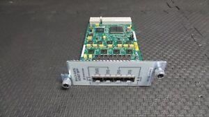 Juniper Networks PB-4OC3-4OC12-SON-SFP-A IPUIA5NMTA Multi-Rate Sonet SFP