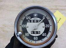 1960's BMW R50 Airhead R60 R69s S736. speedometer speedo gauge VDO