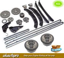 Timing Chain Kit Fit HYUNDAI Santa Fe 3.3L KiA Carnival Grandeur 3.8+VVT Gearsx2