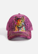 The Mountain Dean Russo Strapback Cap Hat Abyssinian Cat Unisex Nwt