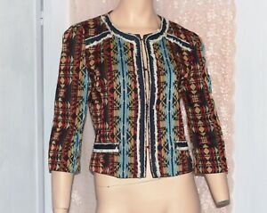 LADIES JACKET  SIZE 12   FULLY LINED