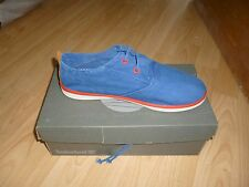 Boys Junior Timberland Hookset Ox Blue shoe trainer size 5 uk..6997R