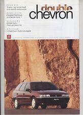 (156A) CITROEN Le double chevron N° 10 été 1995