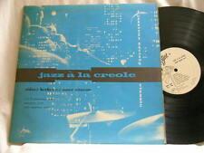 SIDNEY BECHET & OMER SIMEON Jazz a la Creole Lil Armstrong Zutty Singleton LP