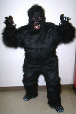 Expert Wild Gorilla Adult Costume monkey party suit Scary dressup halloween new