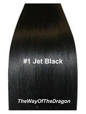 DIY Human Hair Weft/Weave Extensions 100% Remy Full Head UK seller