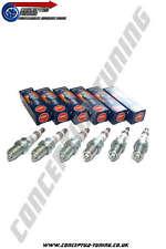 6 x Uprated NGK Iridium Spark Plugs HR8-For R33 GTR Skyline