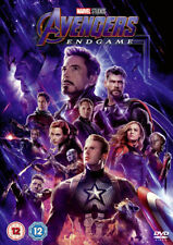 Avengers: Endgame DVD (2019) Robert Downey Jr, Russo (DIR) cert 12 Amazing Value