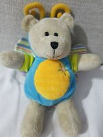Starbucks Coffee 73rd Edition BEARISTA BUTTERFLY BEAR Plush Stuffed 2008