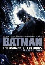 Batman: The Dark Knight Returns (Deluxe DVD