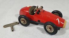 Schuco 1070, Grand Prix Racer, Clockwork Racing Car Model