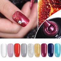 7.5ml Nail Art One-Step UV Gel Polish Soak off Shiny Maincure Lamp Gels UR SUGAR