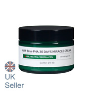 SOME BY MI AHA BHA PHA 30 Days Miracle Cream 60g, Treat all troubles, UK Seller