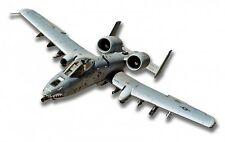 A-10 Warthog Plasma Metal Sign - Hand Made in the USA with American Steel