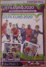 Road To Euro 2020 ~ Panini Sticker Collection ~ Starter Pack
